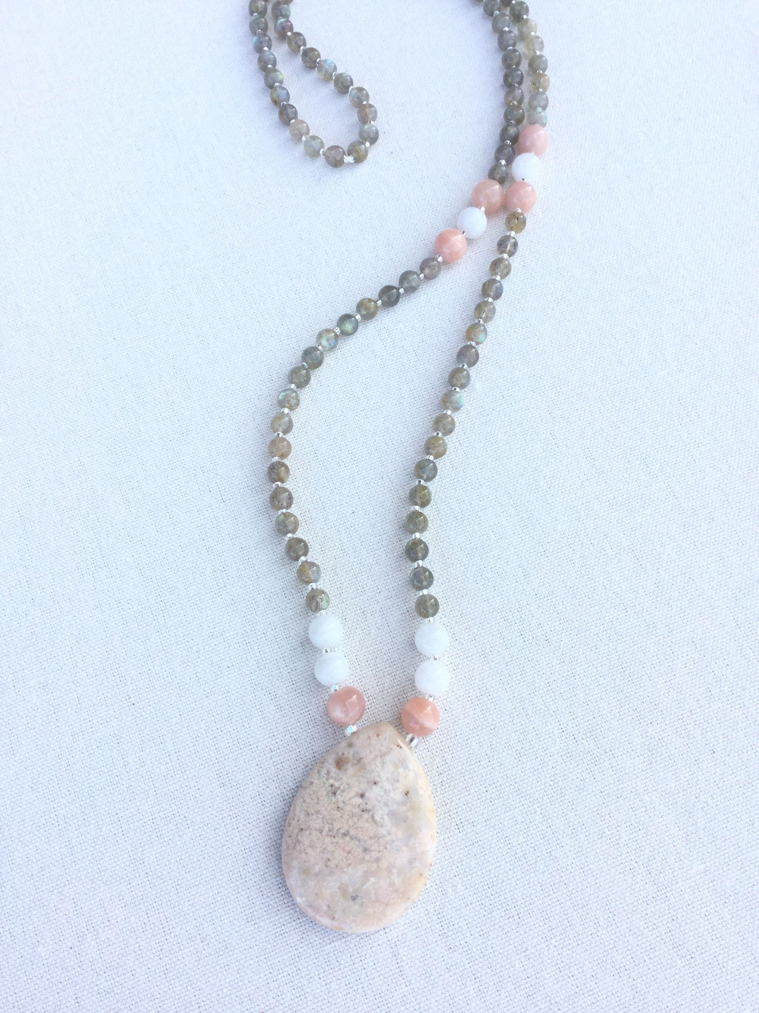 'Love Yourself' mala only at www.zendreamer.com