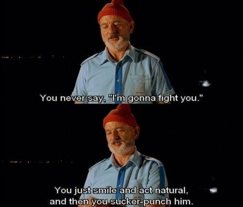 life aquatic quotes