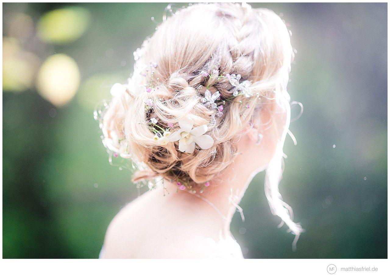 Tolle Frisur Fur Hochzeiten Und Andere Feiern Hochsteckfrisur