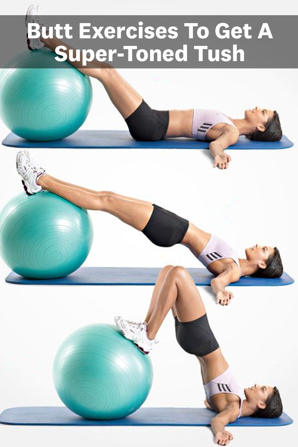 Butt lifting exercises for fast results