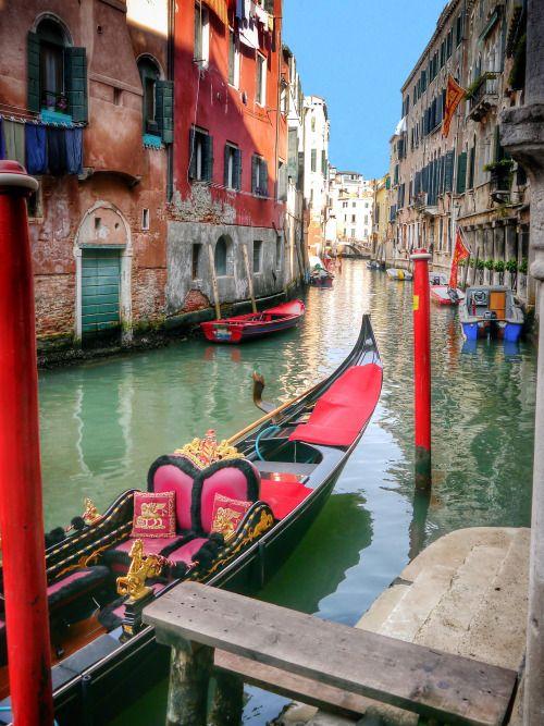 breathtakingdestinations: Venice - Italy (byCycling Man)