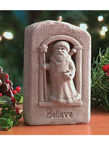 Believe Garden Stone/Plaque