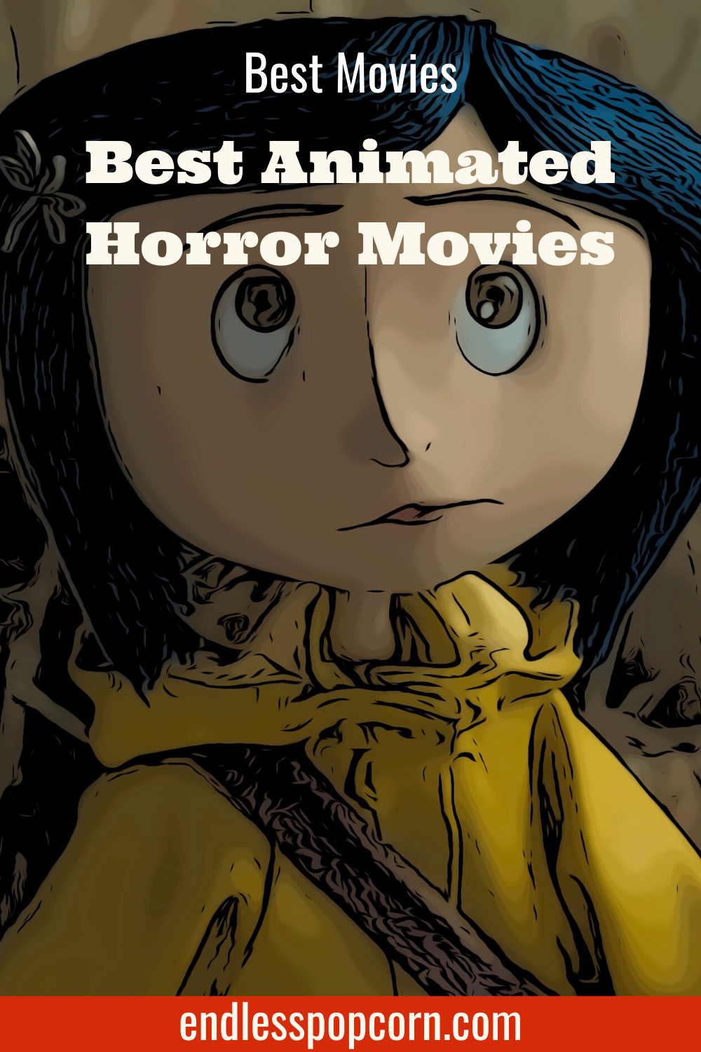 Best Animated Horror Movies in 2020 Horror movies, Best