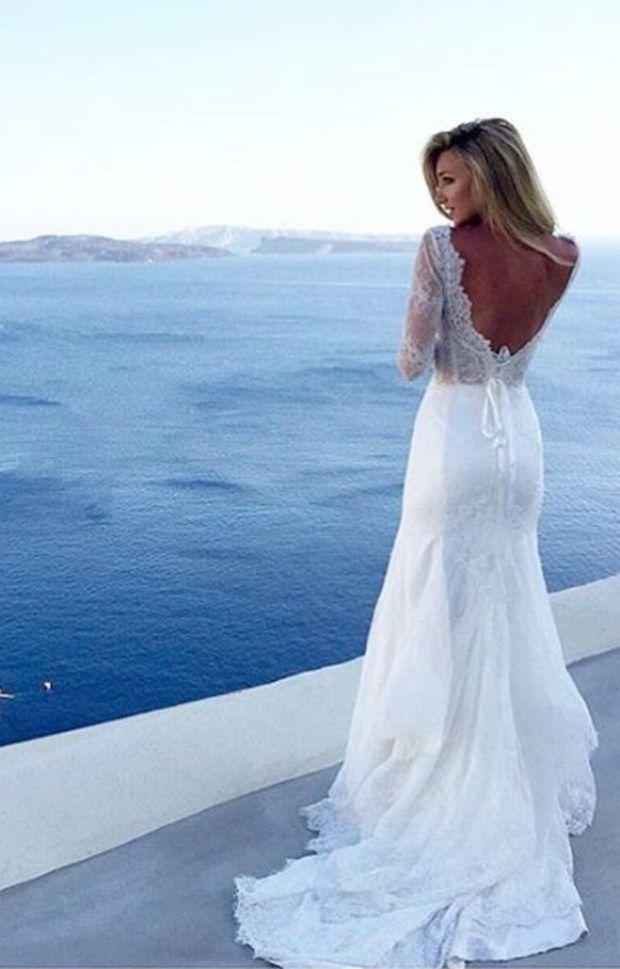 31 Unique & Hot Wedding Dresses For 2018   Glamour, Wedding dress ...