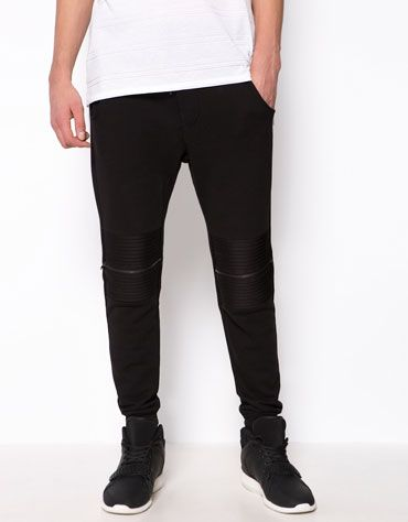 c96b3a6c Biker jogger trousers | Stuff to Buy | Trousers, Joggers, Biker