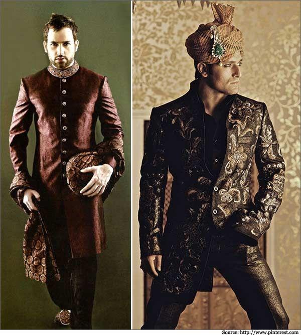 wedding attire for men wedding sherwani dresses