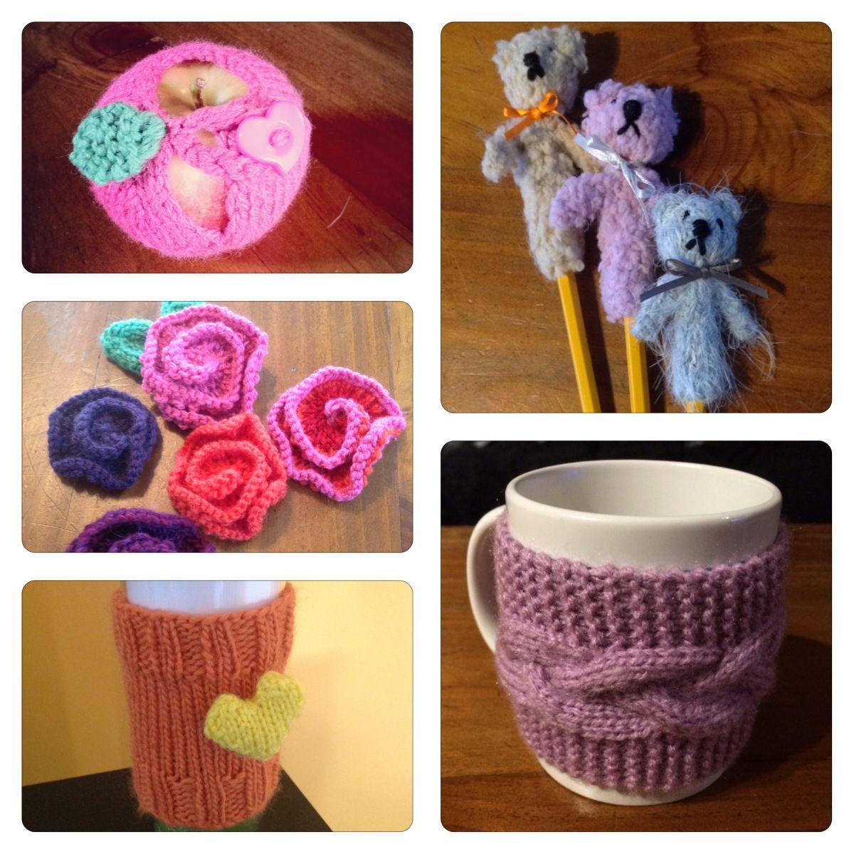 Knitting Patterns For Craft Market Selling Knitting Stuff