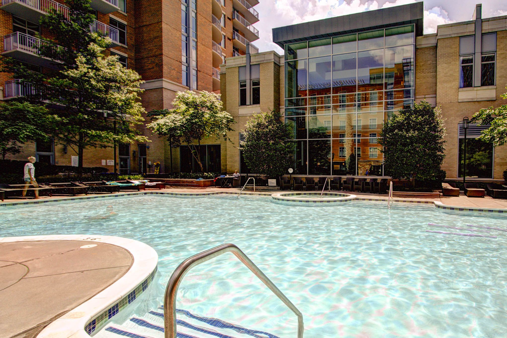 The Pool Pool Reston Town Center Outdoor