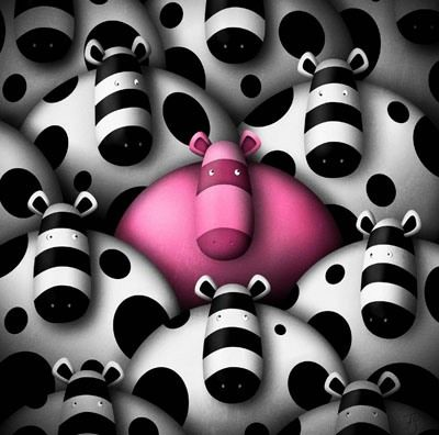 Peter Smith - his work is so cute