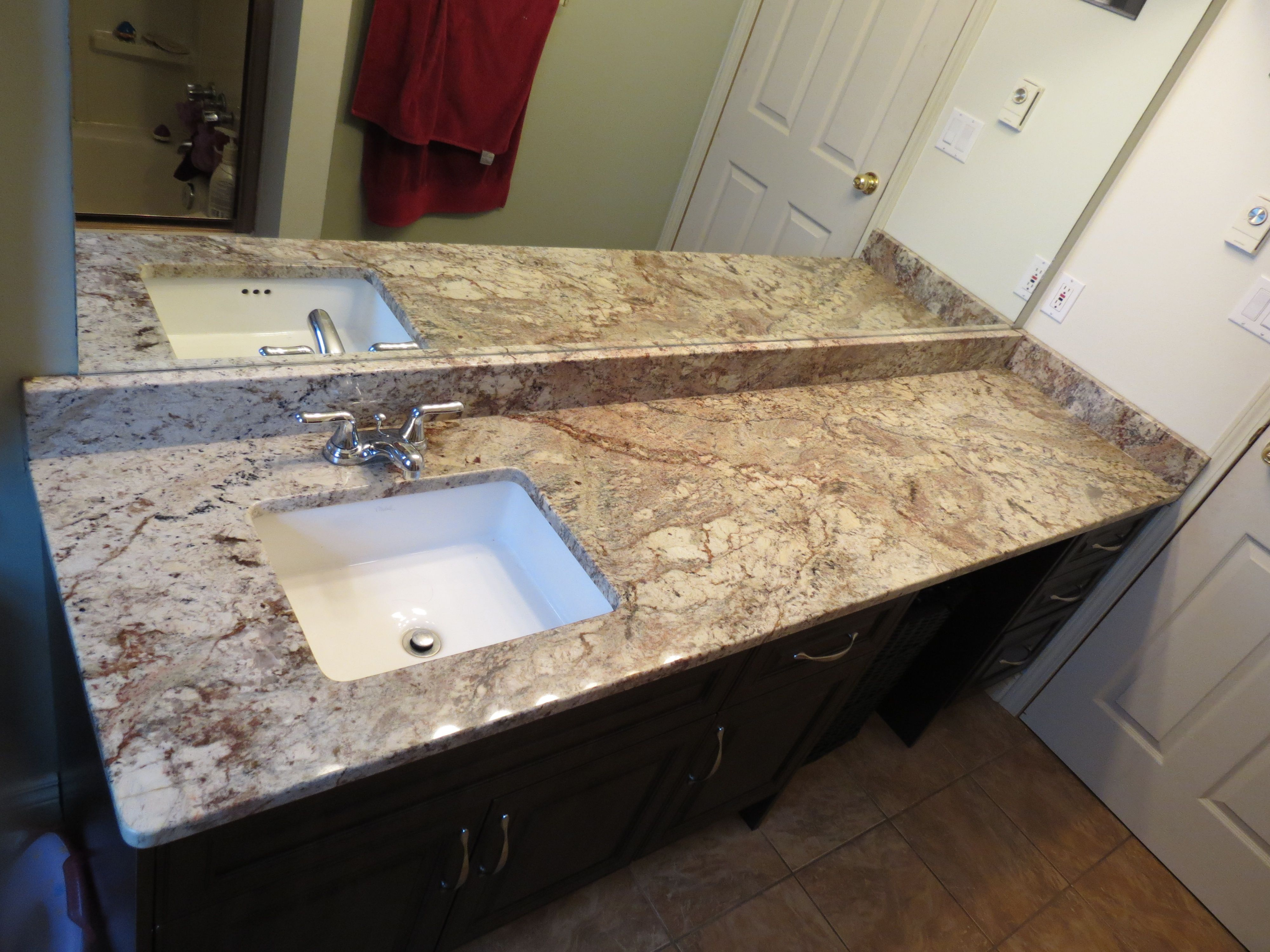 sienna bordeaux granite countertops pictures - Google Search ...
