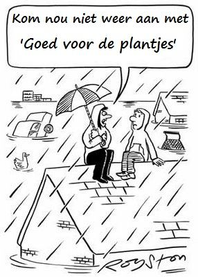 """Loosely translated: """"Stop telling me it's 'good for the plants ..."""