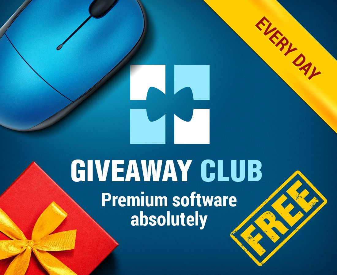 Giveaway-Club com | Free Windows Software Giveaway | Windows