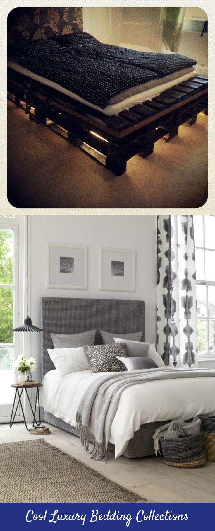 Cool Bedroom Ideas Modern Bedding in Pinterest Bed