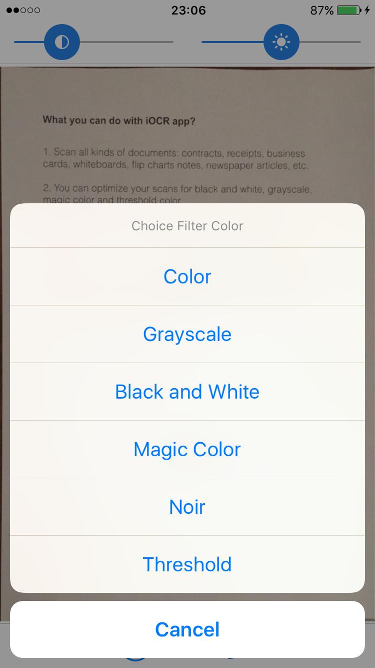 [White Label] Scanplus PRO iOS PDF Document Scanner App