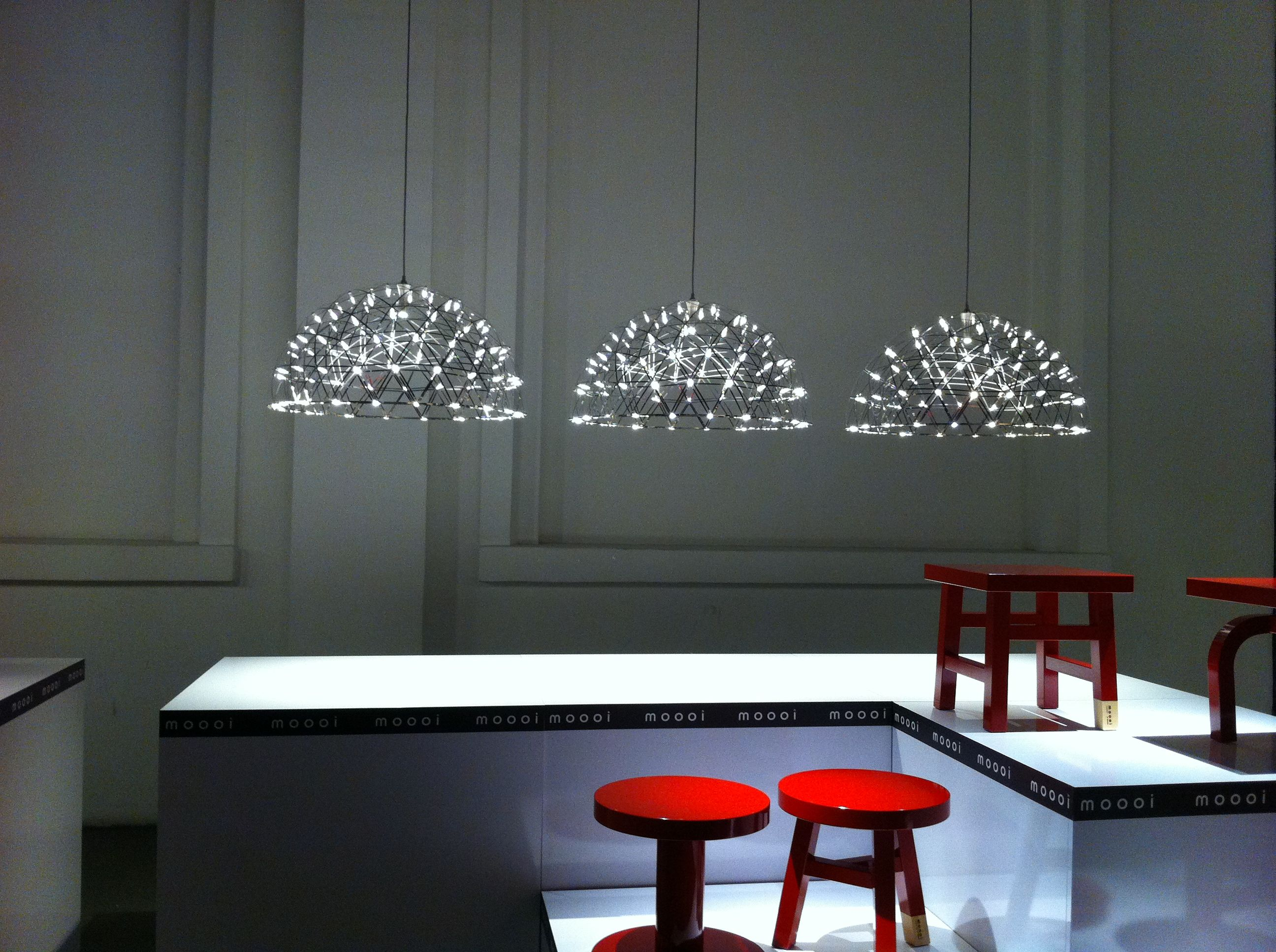 Raimond Dome light- a new addition from Moooi. | l i g h t ... for Moooi Raimond Dome  539wja