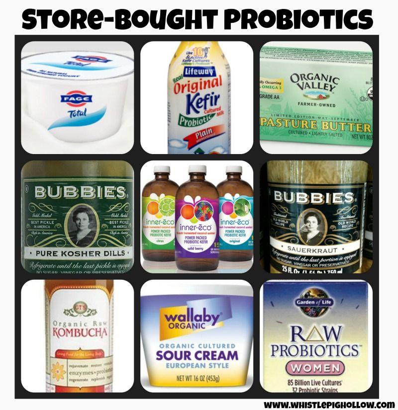 prebiotic foods list dr oz