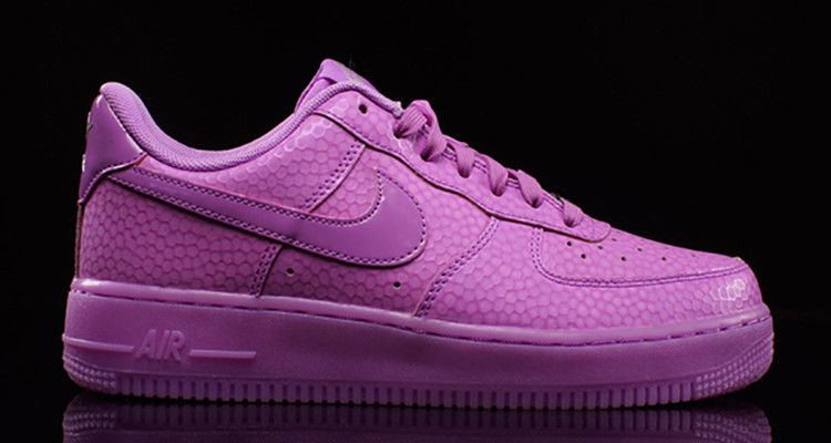 """Nike Air Force 1 """"Fuchsia Glow"""" Available Now"""