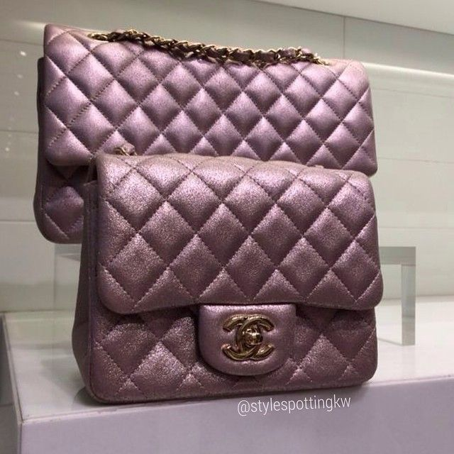 Mini Pink Chanel Dubai Mall Price Aed 10 350 Around 802 Kd Padgram