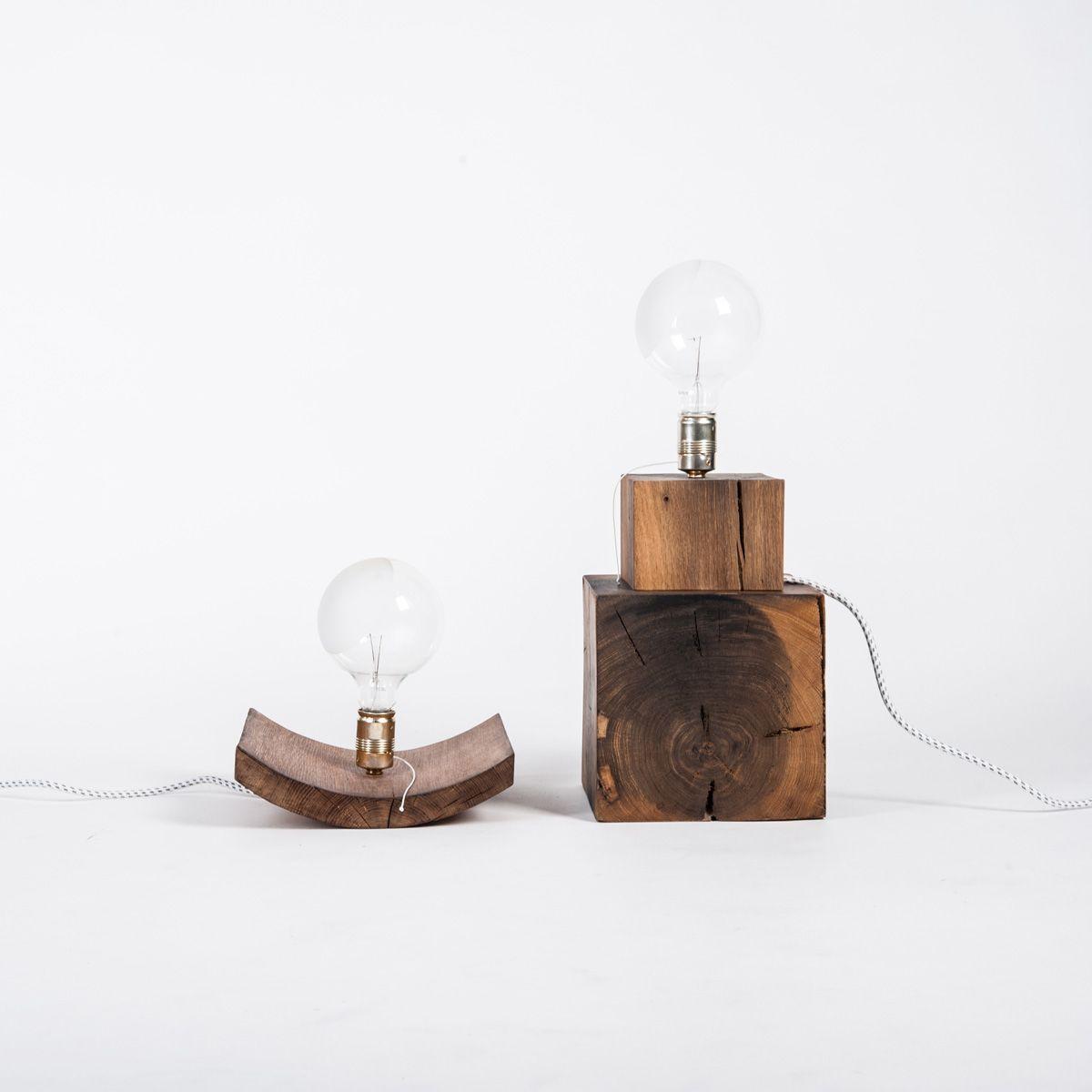 Lampe ELLEN und Lampe BALDUR auf Würfel ALTO, JK.