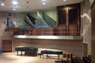Shanklin Theatre At The University Of Evansville School Where I Went To