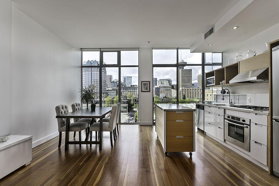 Superb 22 Beautiful Kitchen Design For Loft Apartment