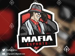 Mafia Mascot Logo Google Penelusuran Di 2020