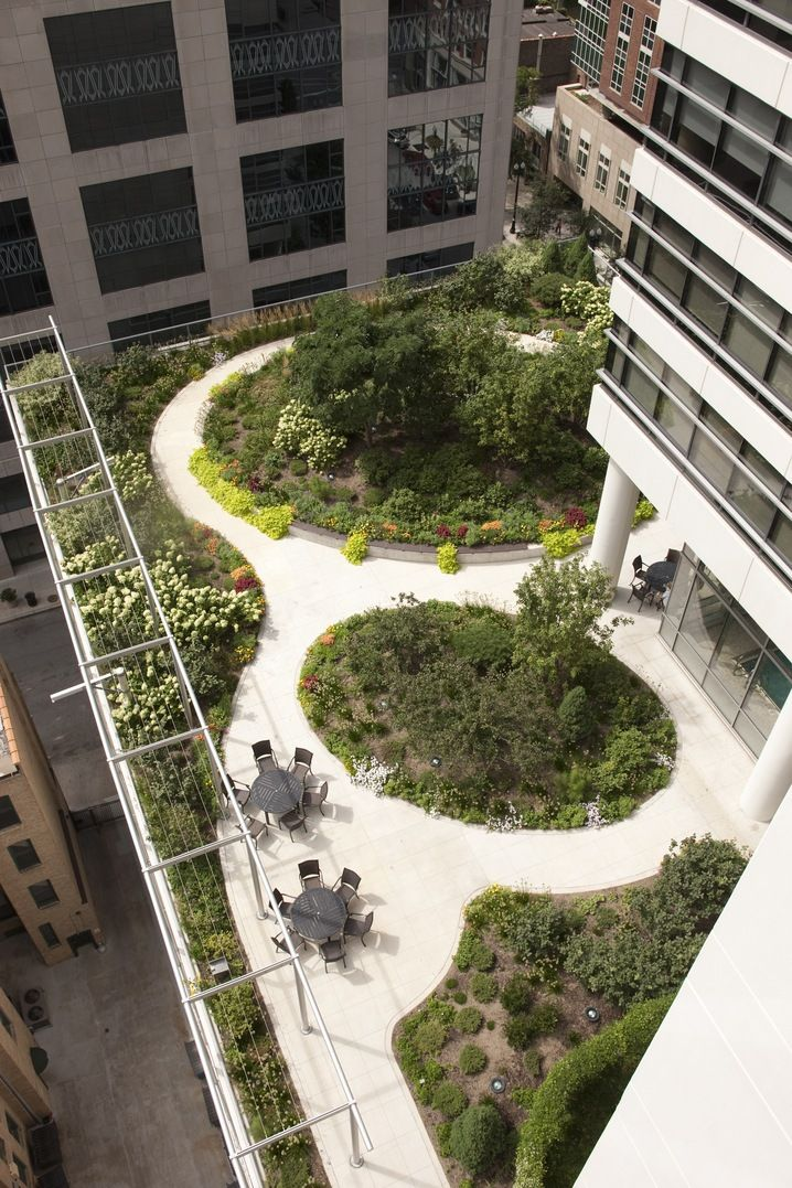 CLARE TOWER ROOF GARDEN