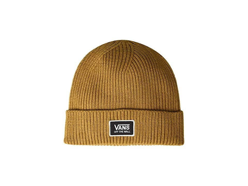 Vans Falcon Beanie (Rubber) Beanies. What s that flying in the air  Wait be86b1a9a5e6