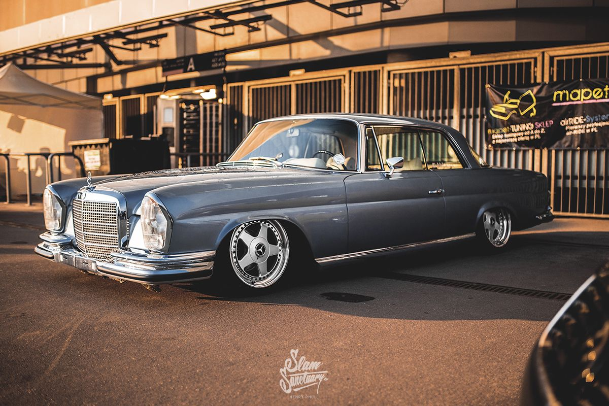 W111 Coupe Mercedes Benz On Air Suspension Mercedes Benz Cars