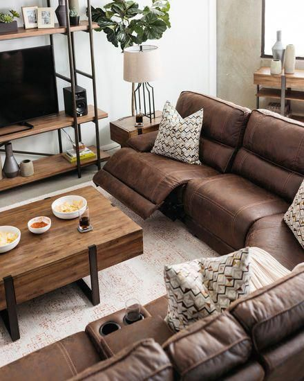 Leather Sofa That Is Durable Hypoallergenic And Easy To Clean Page 43 Of 59 Leather Couches Living Room Interior Design Living Room Warm Leather Sofa Living Room