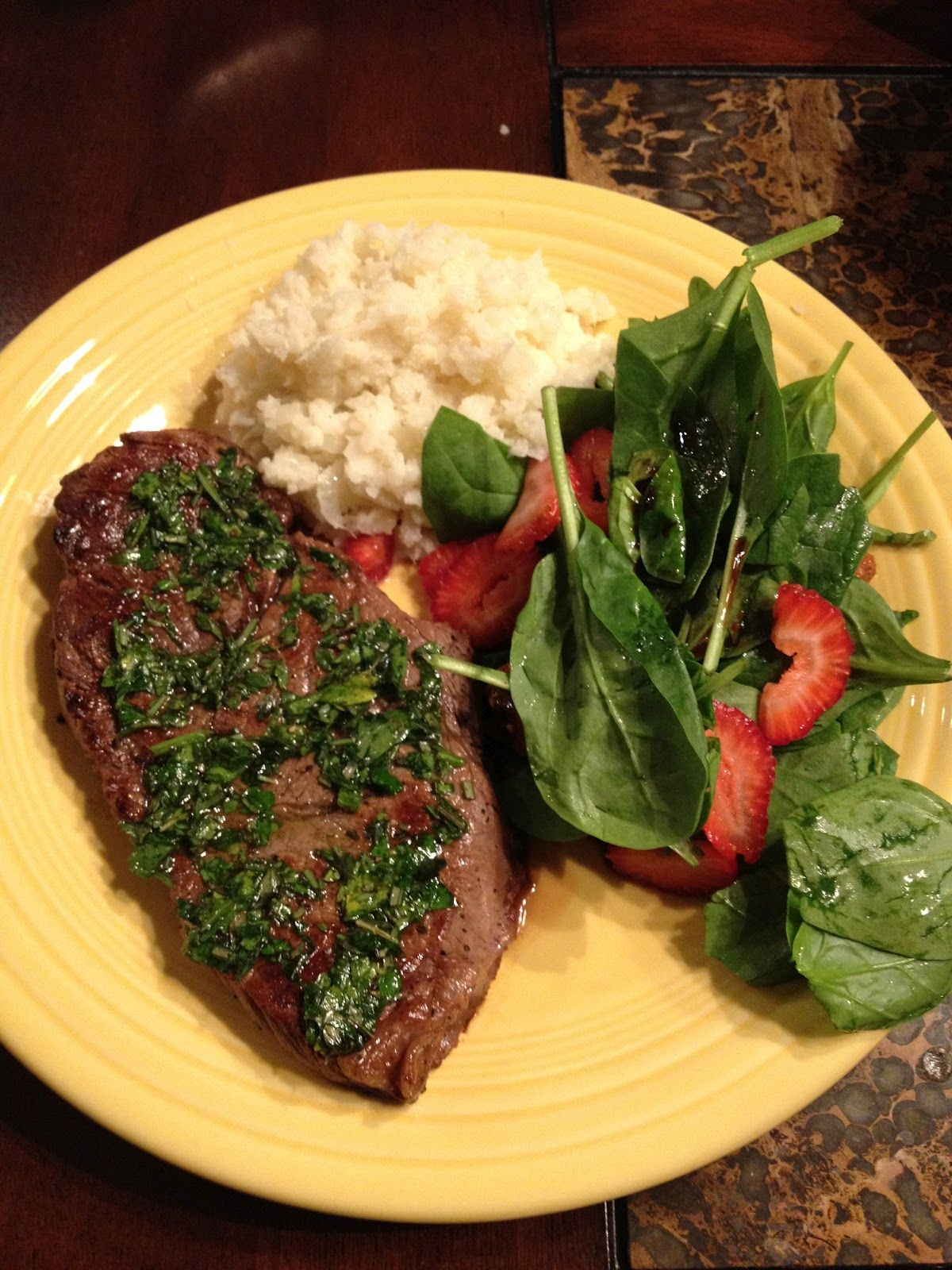 Healthy Steak Dinner Cant Wait For My Amazing Girlfriend To Make This During The Summer