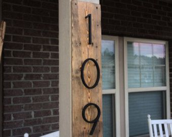 House numbers | Etsy