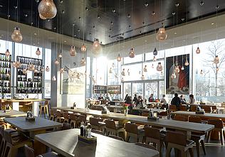 bona´me - Restaurant · Lounge - Köln Rheinauhafen, Anna ...