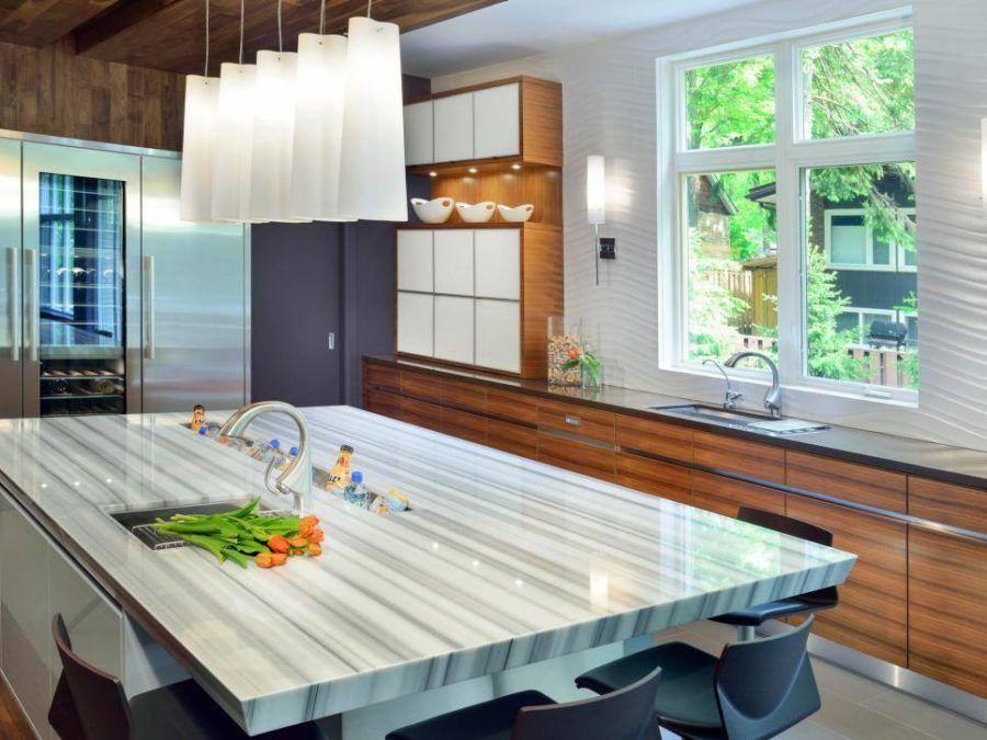 Trends und Neuheiten: Ungewöhnliche Küchenarbeitsplatten   Neuheiten ...