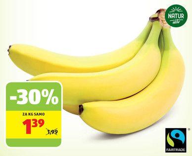 NATUR AKTIV Bio banane