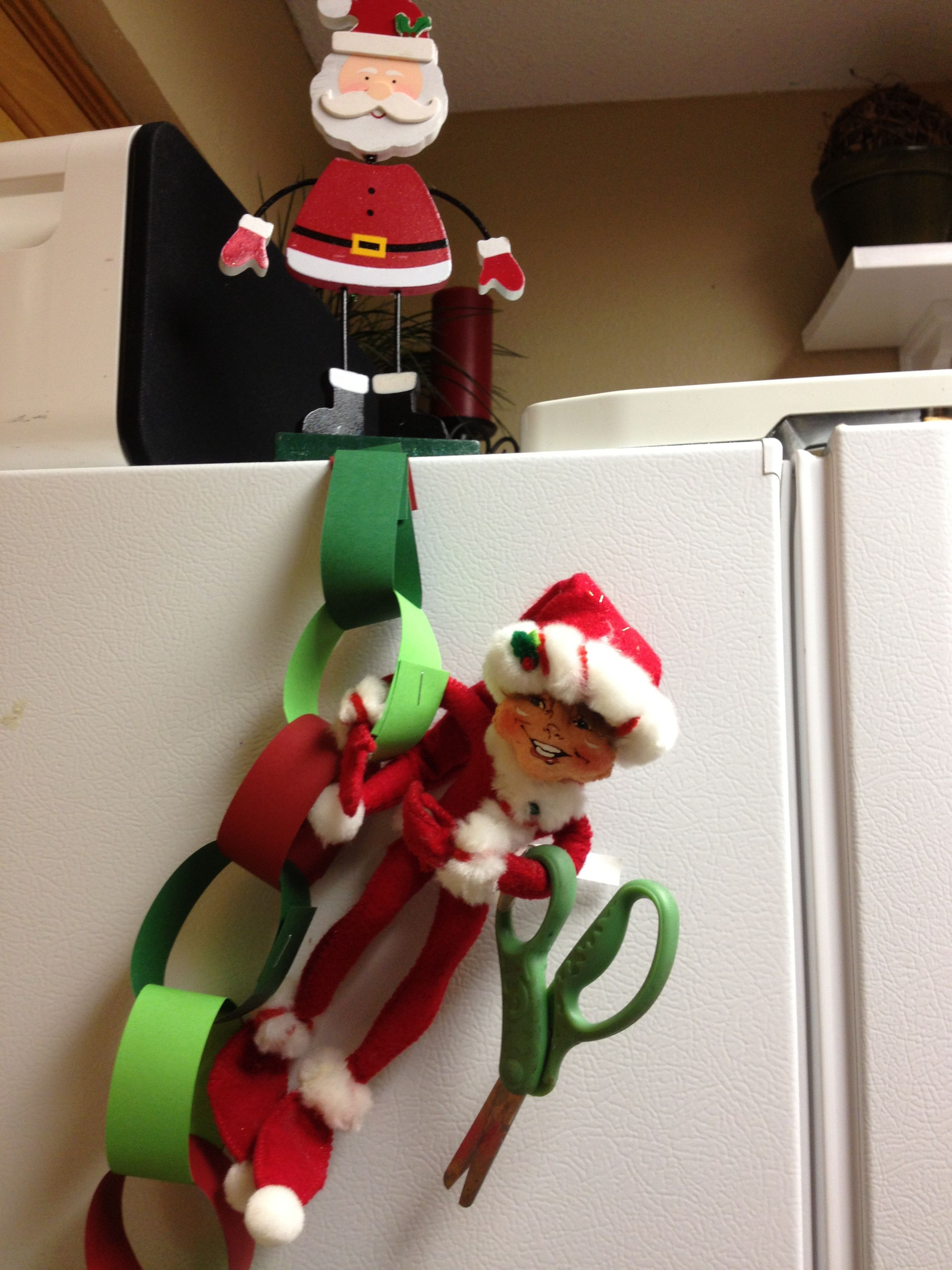 Elf on the Shelf How many days till Christmas? (With