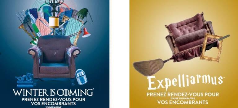Campagne Decalee Pour Encombrants Sur Rdv A Vincennes 94 Citoyens En 2020 Vincennes Campagne De Communication Rdv