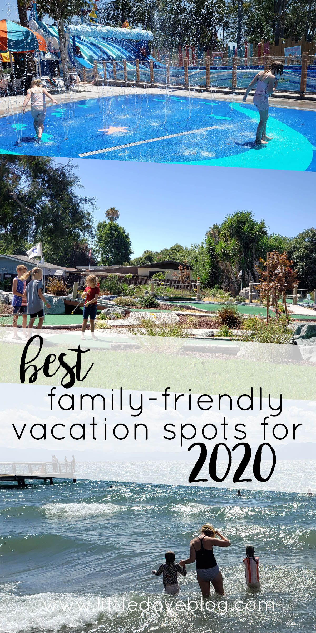 Target in 2020  Best family vacation spots Family