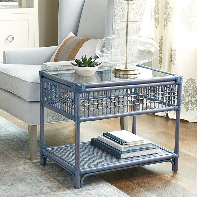 Beverly Rattan Side Table Rattan Side Table Coffee Table Furniture