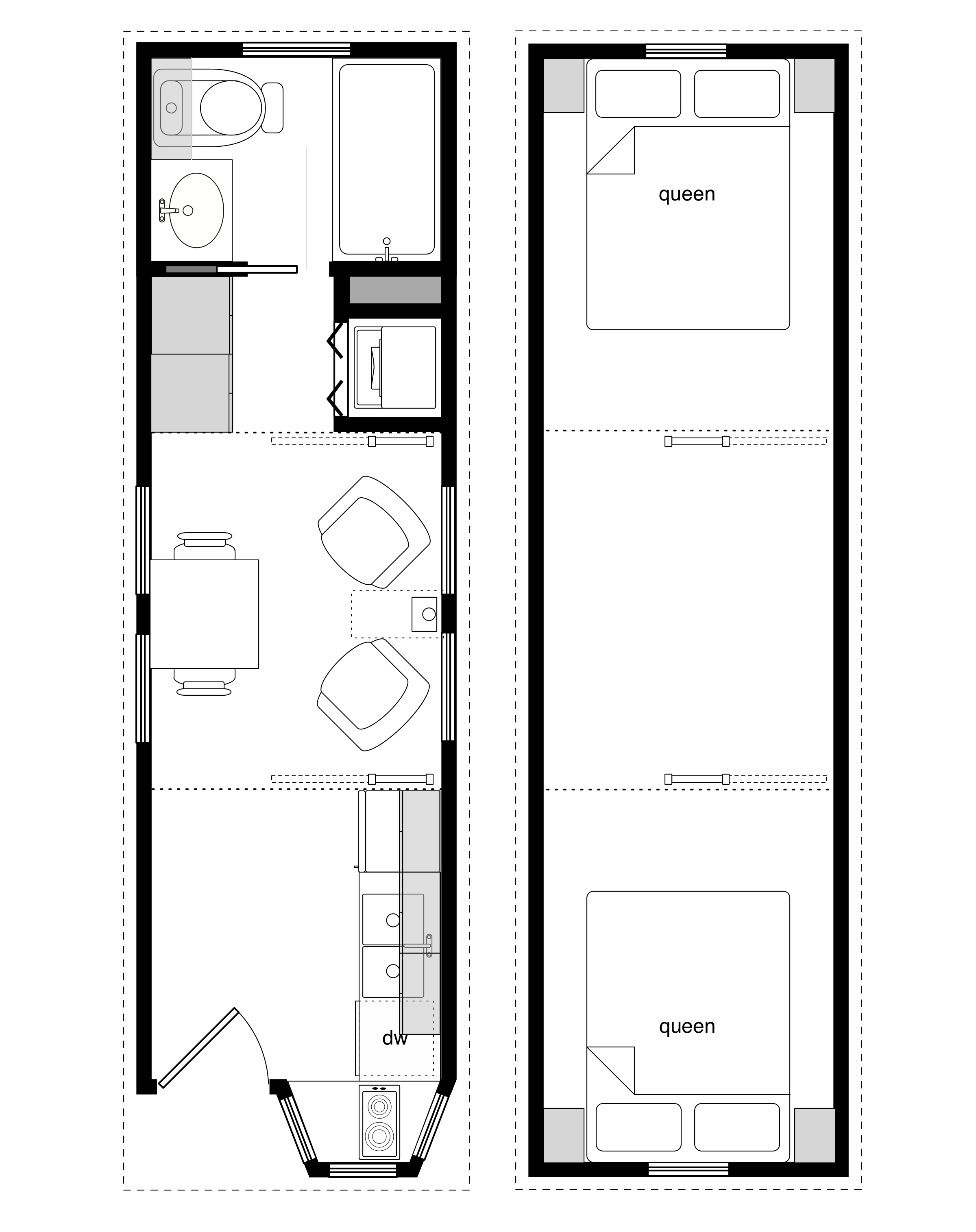 Enjoyable 63 Best Ideas About Tiny Home Floor Plans On Pinterest Inspirational Interior Design Netriciaus
