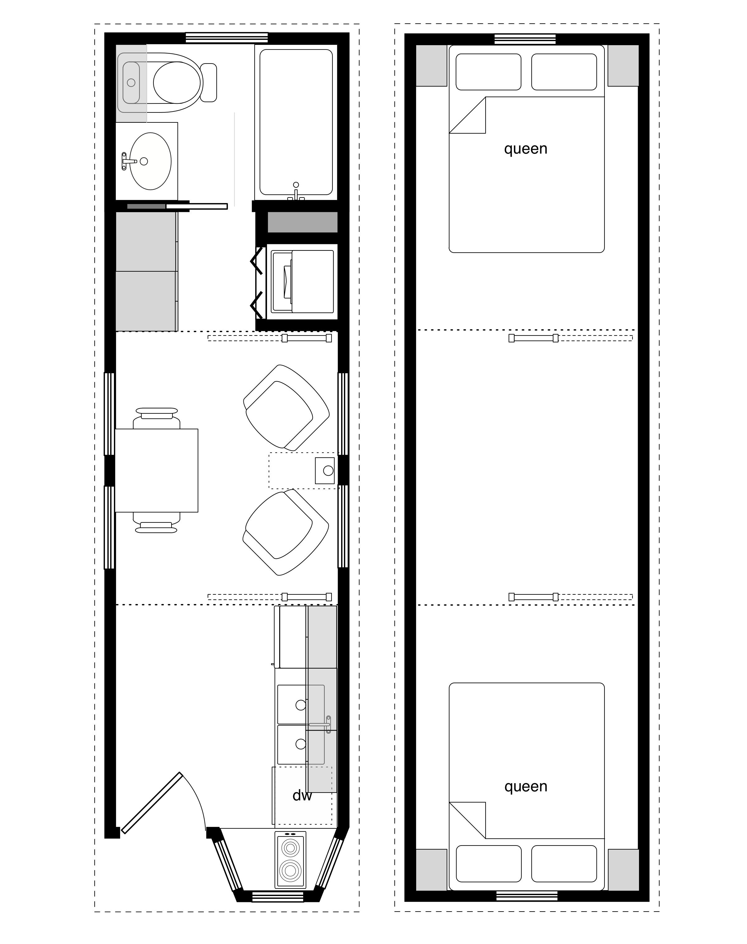 Brilliant 63 Best Ideas About Tiny Home Floor Plans On Pinterest Largest Home Design Picture Inspirations Pitcheantrous
