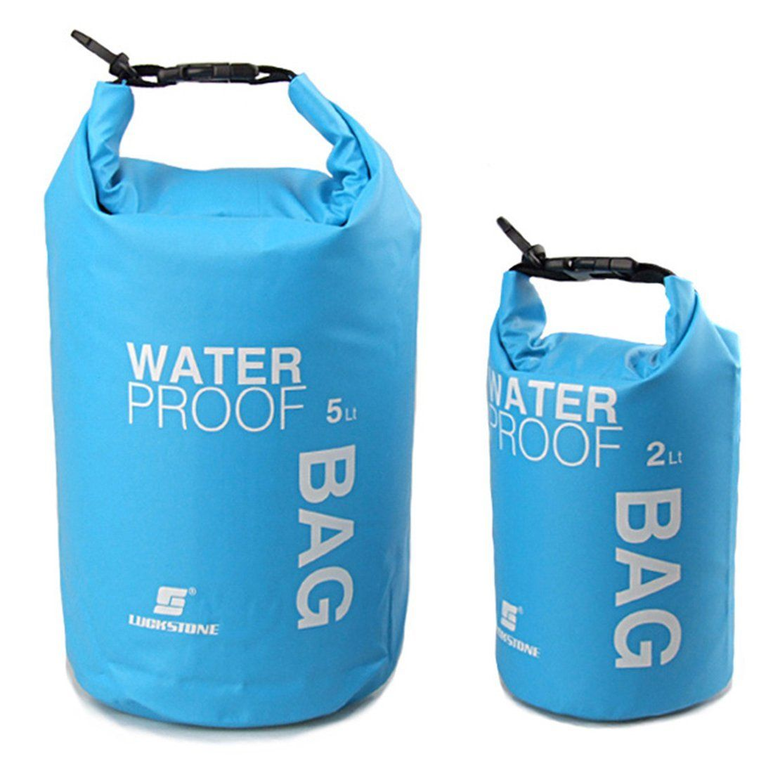 eForCrazy Coloured Drifting Waterproof Dry Bag For Boating Kayaking Fishing  Rafting Swimming Camping Canoeing     To view further for this item 53b3bed998a41