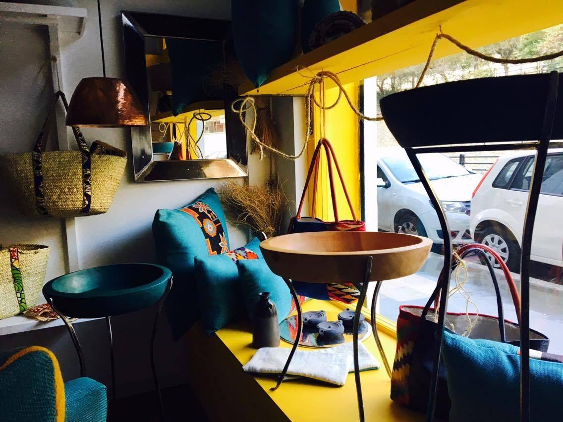 Telemly Alger Artisanat Art Shop Conceptstore Design Alger Algeria Algiers Algerie Pillow Coussin Couffin Hsira Objets Faute Table Boutique