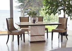 Marcello Rectangular Dining Table M Kelly Interiors Where Quality Cost Less Marble Dining Dining Table Marble Rectangular Dining Table