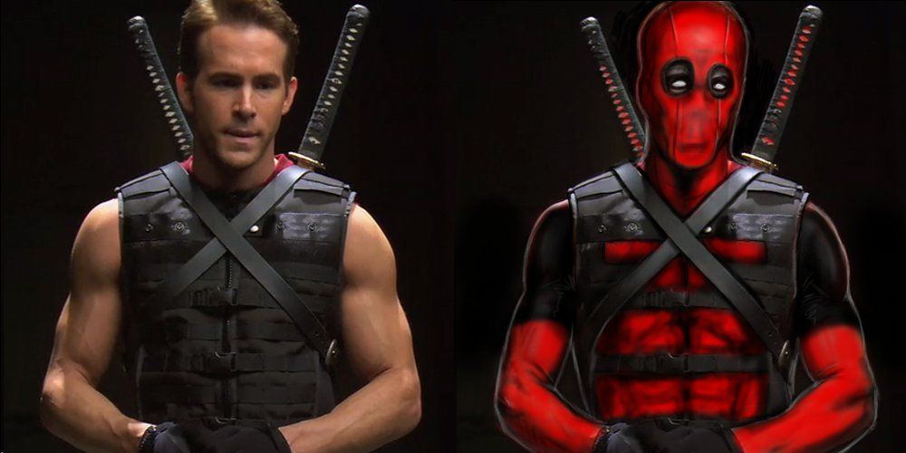 Who Played Deadpool In The New Movie