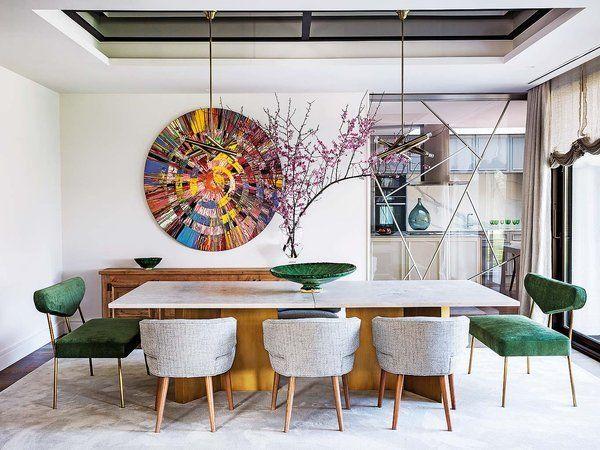 Una casa elegante y con toques actuales en 2018 | decoracion ...