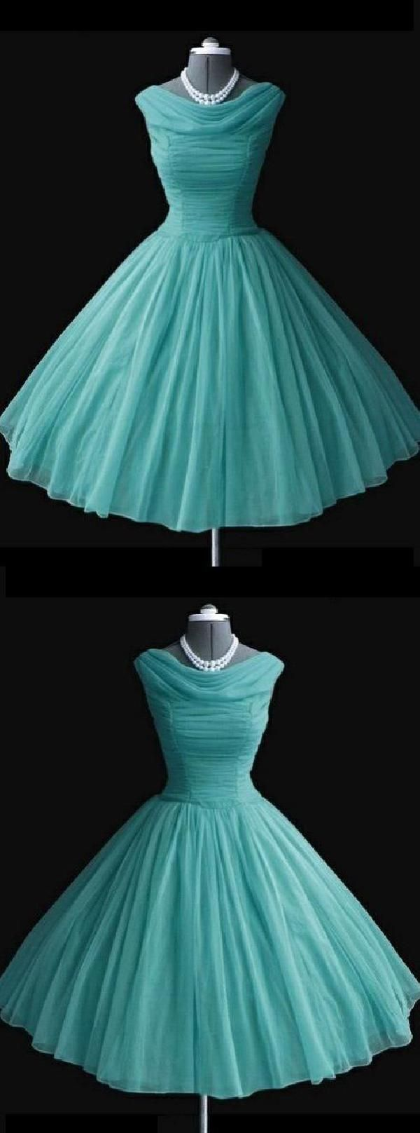 Hot sale comely vintage prom dresses prom dresses chiffon