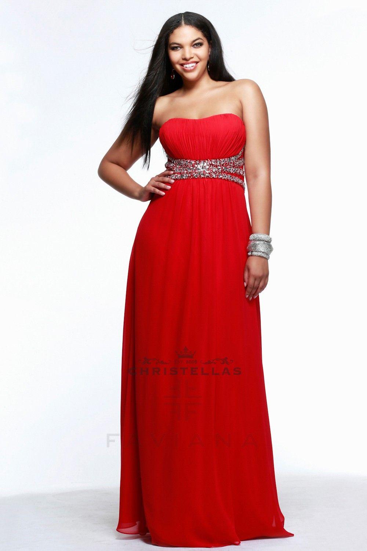 Faviana 9354 Dress   Pinterest   Prom, Prom 2016 and Full skirts