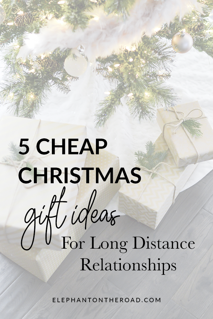 7 Cheap Christmas Gifts Ideas For Long Distance Relationships ...