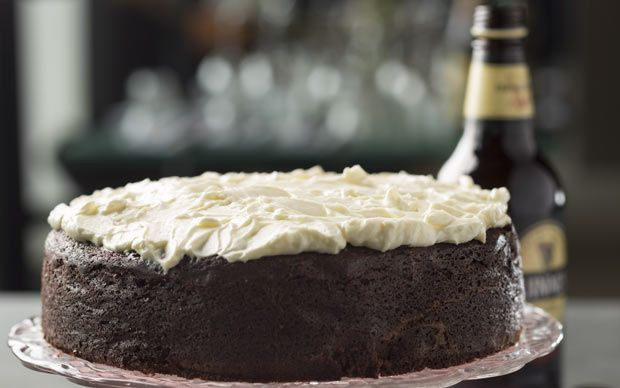 Chocolate, stout and ginger cake recipe - Telegraph